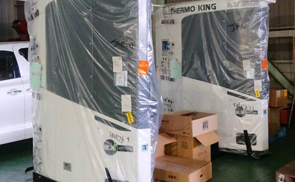 2020高野口運送トレーラー用冷凍機