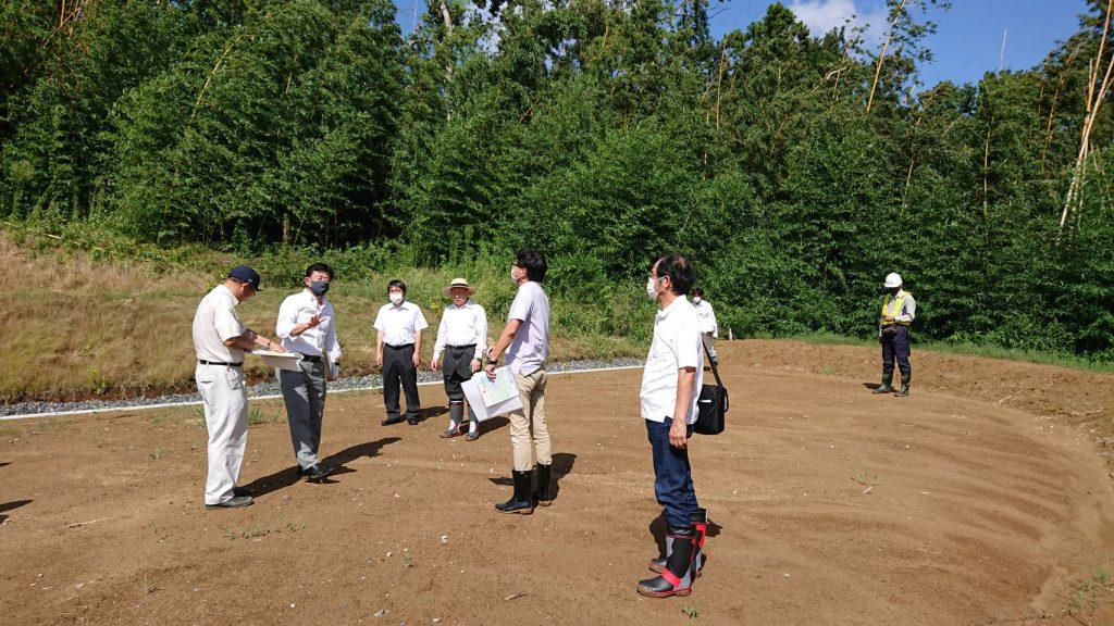高野口運送関東営業所建設予定地